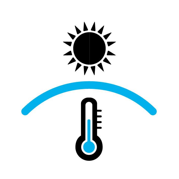 Vermindering van warmte