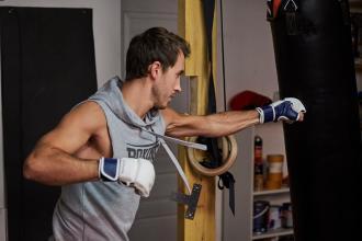 Como treinar em casa?