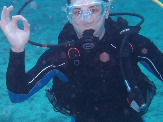 erwan chef de produit snorkeling subea decathlon