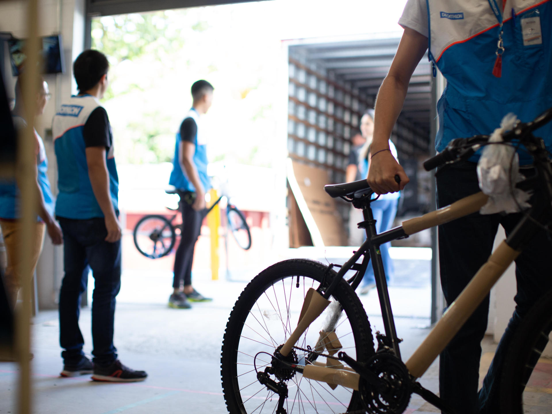 transports decathlon engagement developpement durable