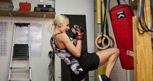 How to install your punching bag