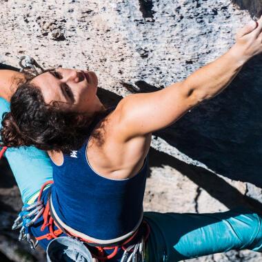 Die richtige Ausstattung zum Klettern im Freien