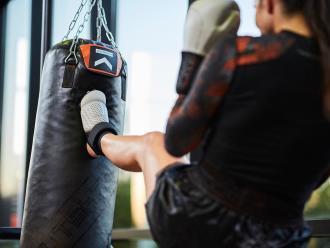 Programme d'entrainement pour la boxe