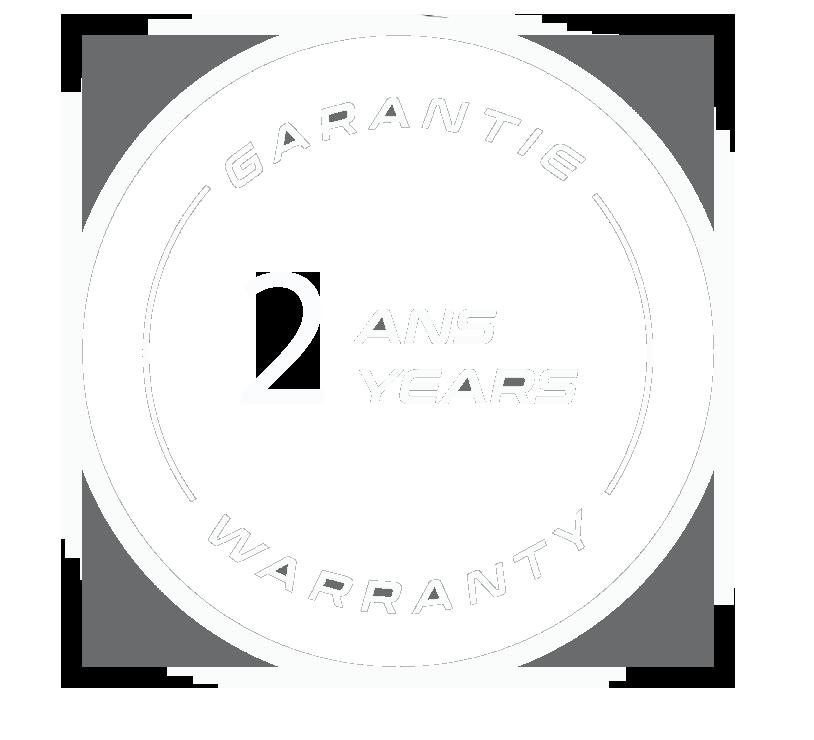 Garantie 2 ans