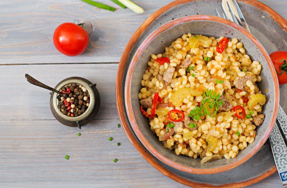 Vegetable dalia