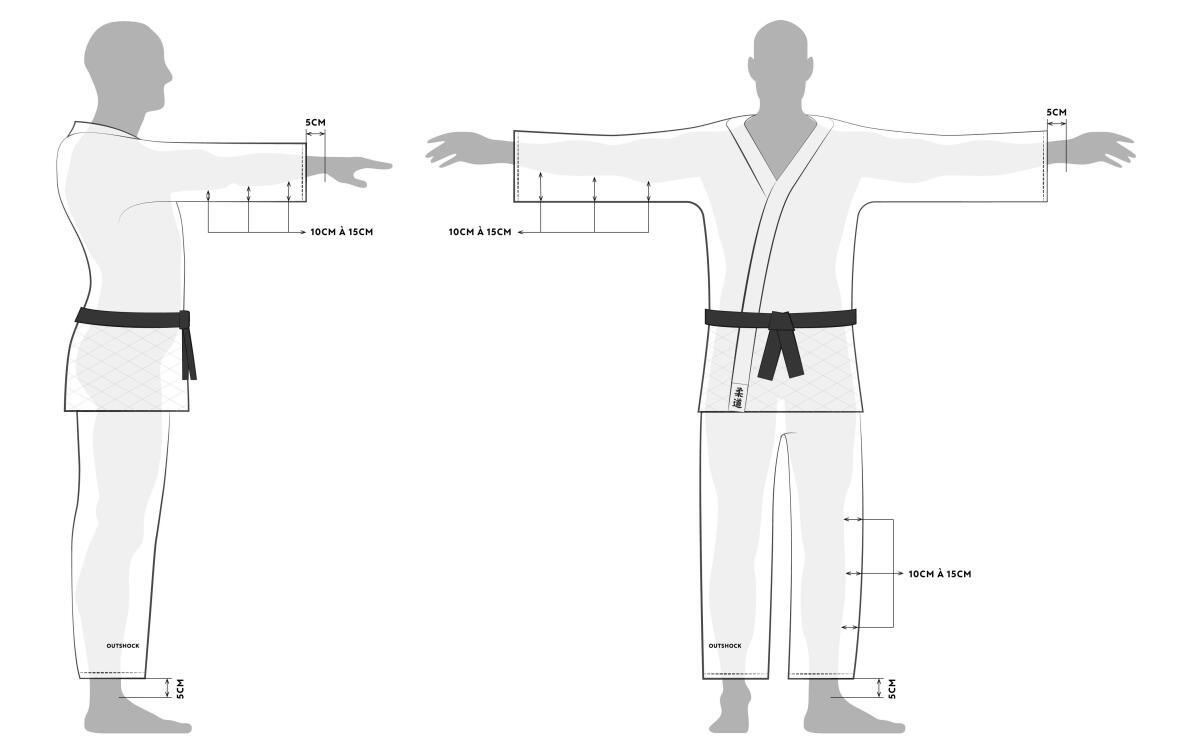 Quel kimono de judo pour quelle pratique ?