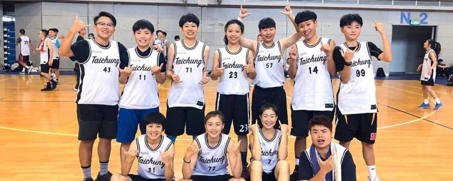 迪卡儂台中籃球運動社團