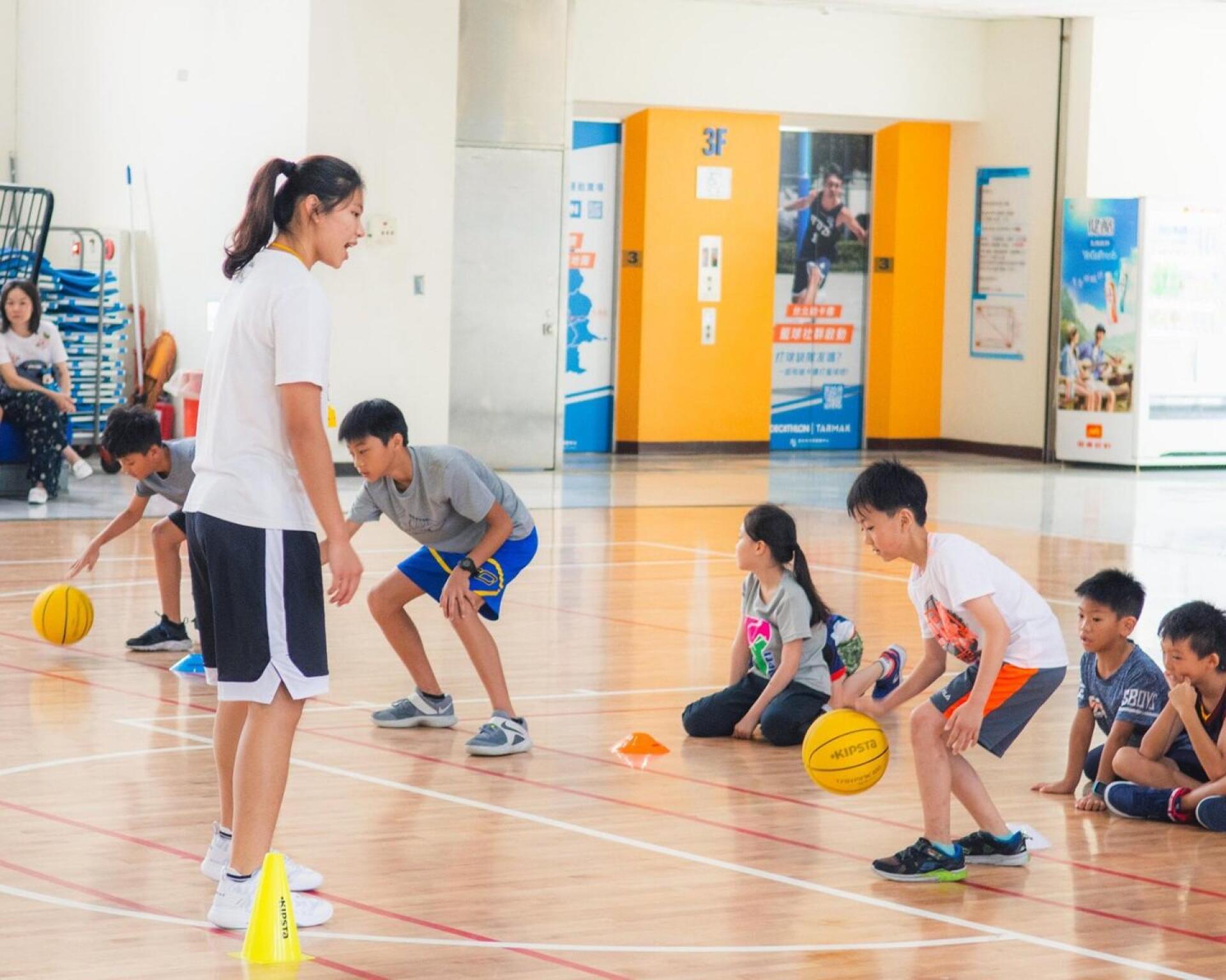 迪卡儂台北籃球運動社團 檔期活動