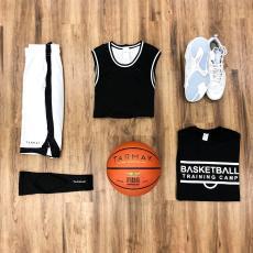 迪卡儂台中籃球運動社團 新品資訊