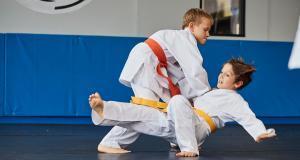 Choisir le judo pour son enfant