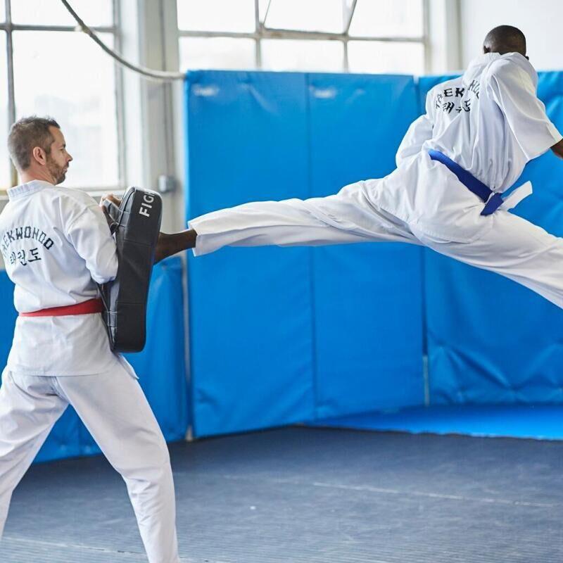 Wat is taekwondo? Een inleiding