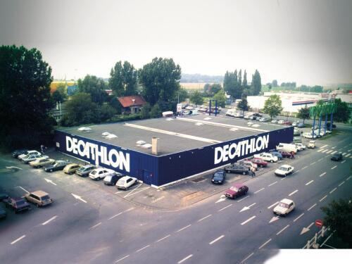 Premier magasin englos decathlon