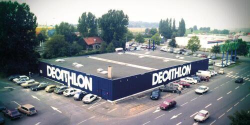 Premier magasin englos decathlon