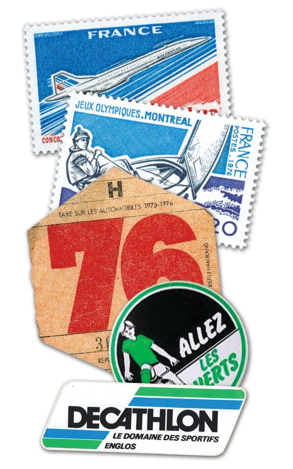 stickers decathlon