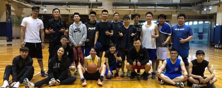 迪卡儂新竹籃球運動社團