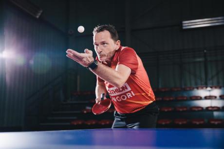桌球/乒乓球規則