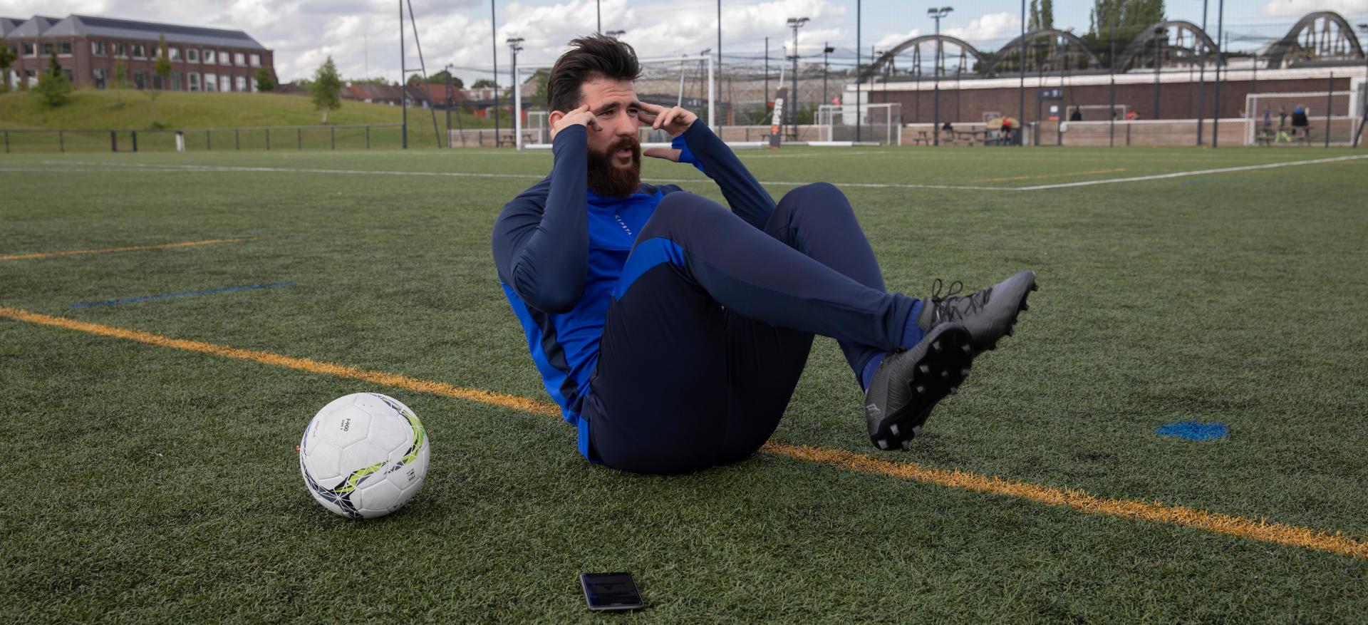 Les-avantages-de-s'entretenir-pendant-la-coupure-du-football