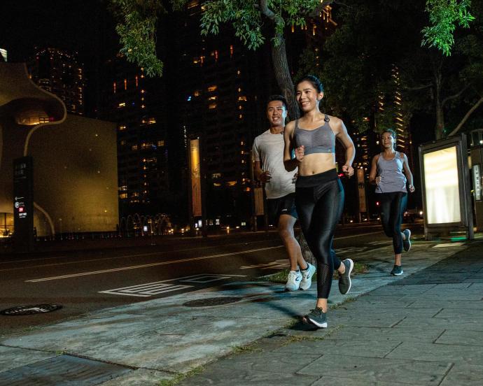 如何選擇夜跑路線