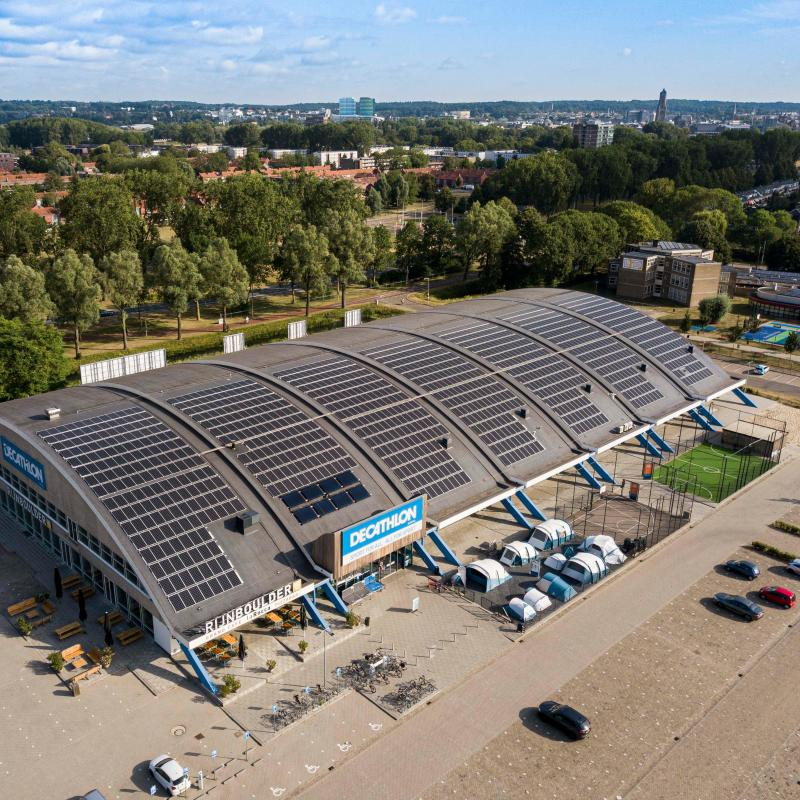 decathlon renewable energy