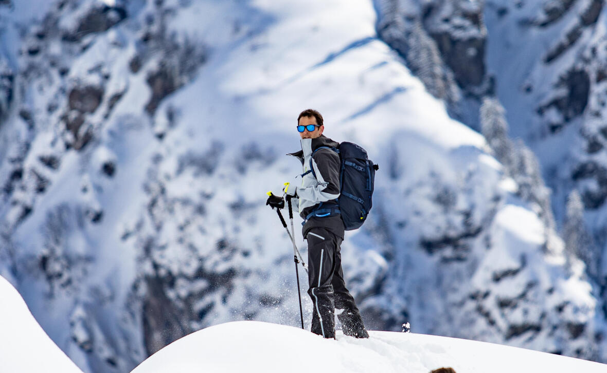 Les bienfaits du ski de randonnée