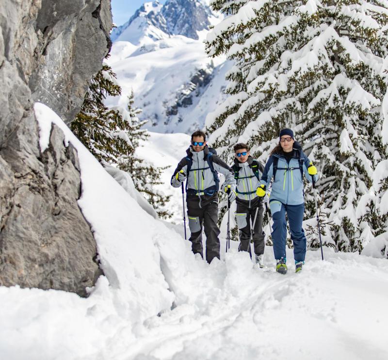 bien s'équiper pour le ski de randonnée avec wed'ze