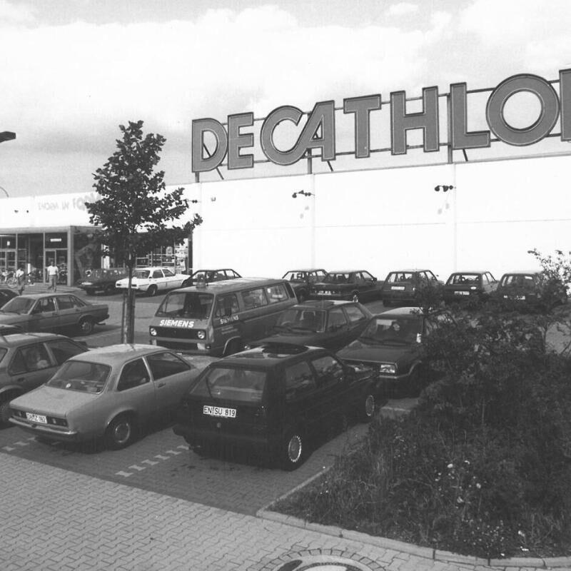 HISTOIRE DE DECATHLON