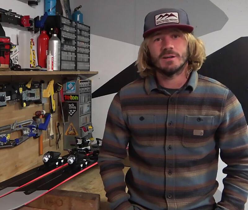 De la page blerfrefreanche aux skis, l'aventure de Simon co-concepteur Wedze