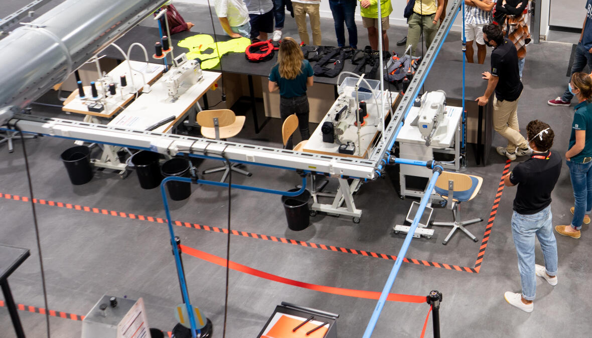 Visitez le tout nouveau TRIBORD Sailing Lab