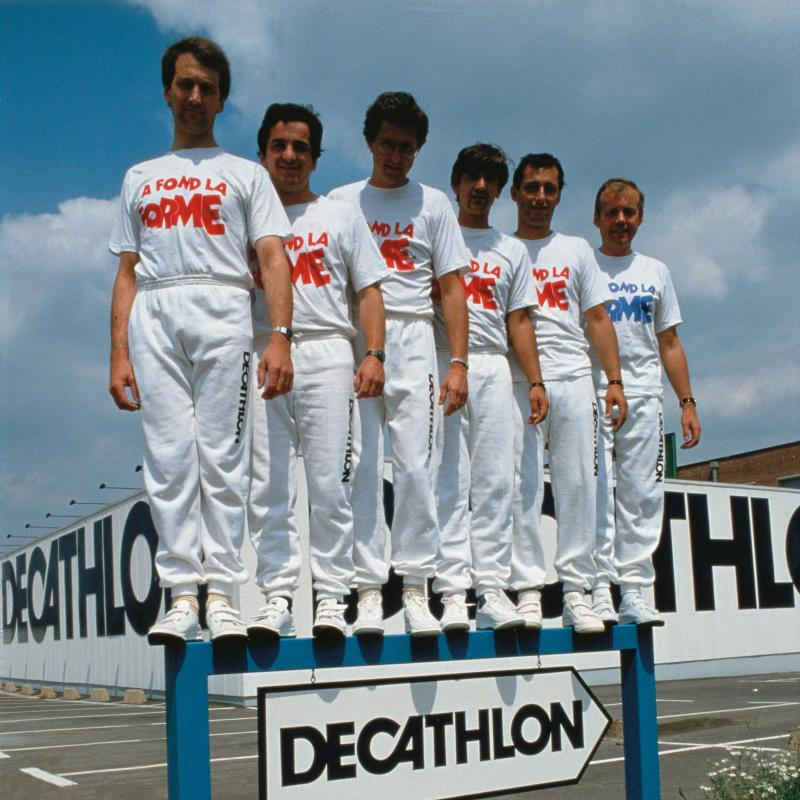 Les dates clés de DECATHLON
