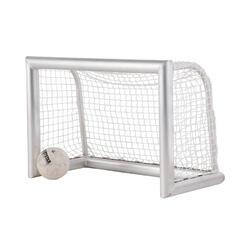 Professioneel voetbaldoel 120x80cm (aluminium)