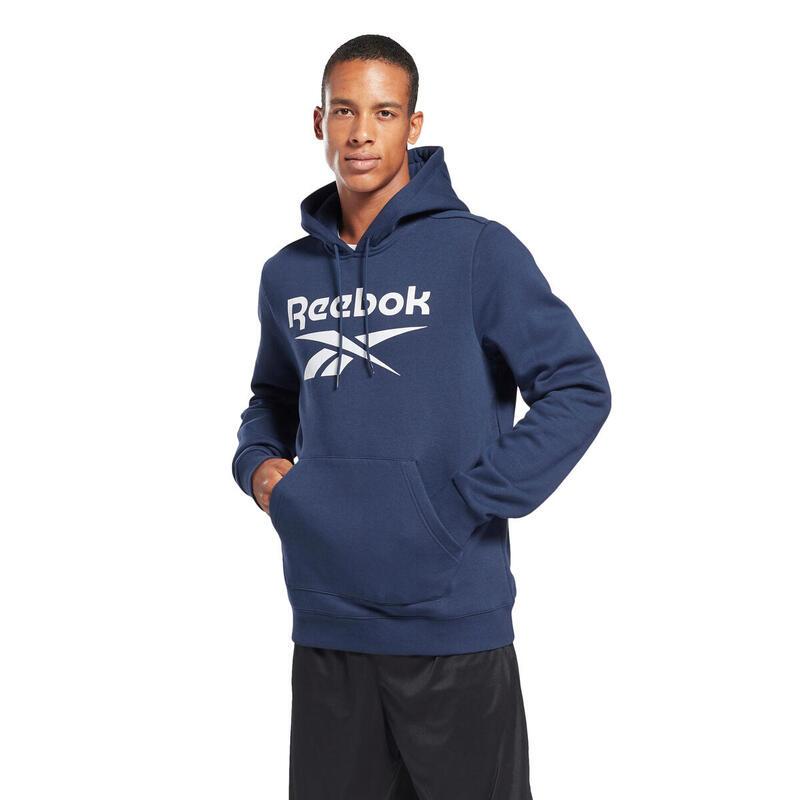 Sweatshirt à capuche Reebok Identity Fleece