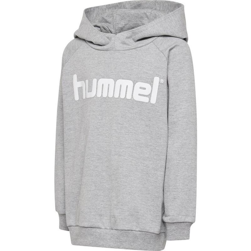Sweatshirt à capuche enfant Hummel Cotton Logo