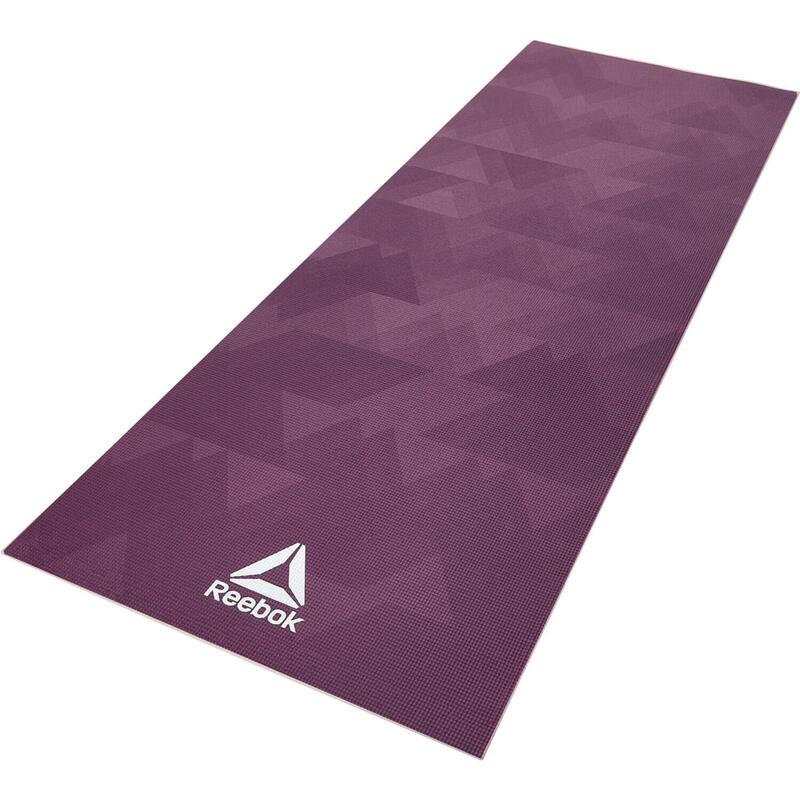 Yoga mat Geometric 4 mm