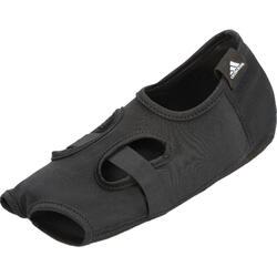 Chaussettes de yoga Adidas open toe L/XL