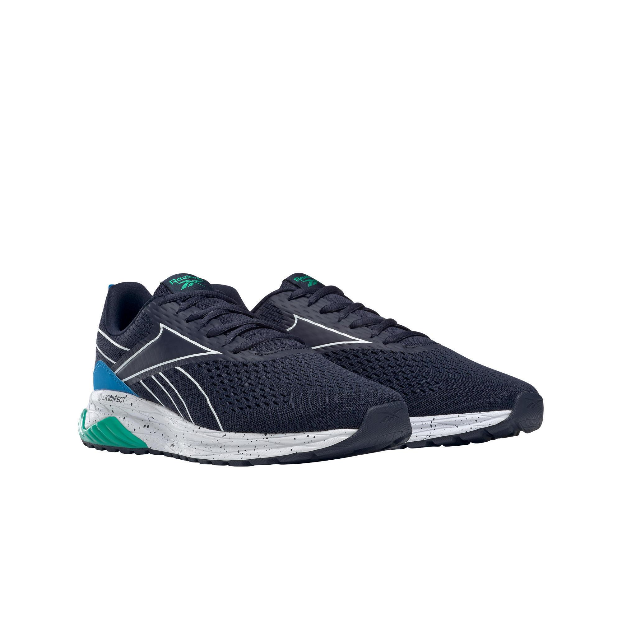 Reebok Homme liquifect 180 Sport Knit Fitness Chaussures De Course Baskets BHFO 5068