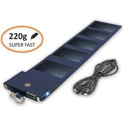 Chargeur solaire Photon | Batterie solaire puissante et ultra légère