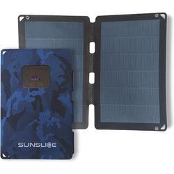 Fusion 12 Blue   Panneau solaire portable - ultra léger et  incassable