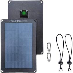 Fusion 6 Black | Panneau solaire portable - ultra léger et incassable