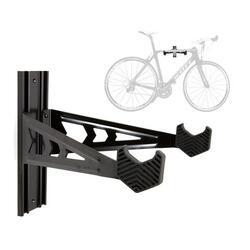 Velo Wall Rack - Support mural pour un vélo noir