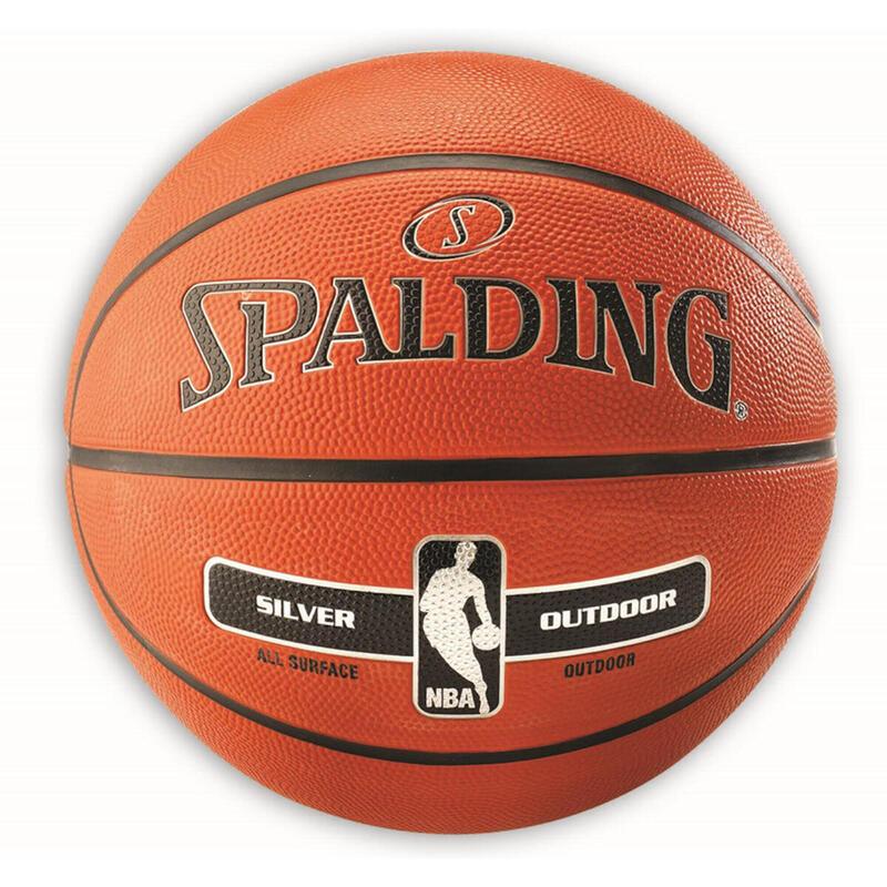 Basket NBA Silver série caoutchouc