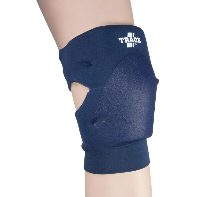 Genouillère de volleyball | 42000 | Protecteur de genou | X-Large | Bleu marin