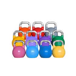 Toorx KCAE Olympic kettlebell - 32 kg Rood
