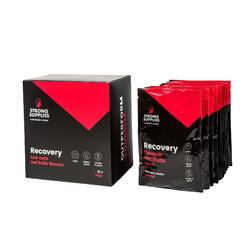 Strong Supplies - Recovery Low Carb Red Fruits (10x50G)