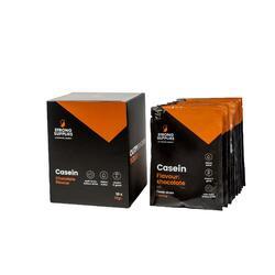 Strong Supplies - Caseïne Protein Shake Chocolade (10x31 GR)