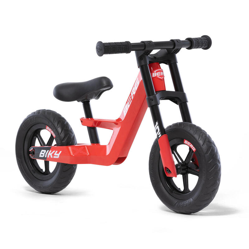 Vélo d'équilibre Biky Mini rouge