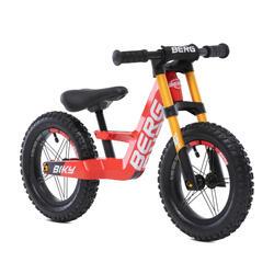 Vélo d'équilibre Biky Cross rouge