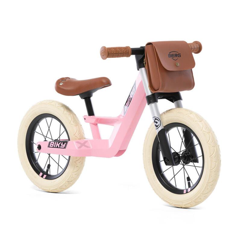 Vélo d'équilibre Biky Retro rose