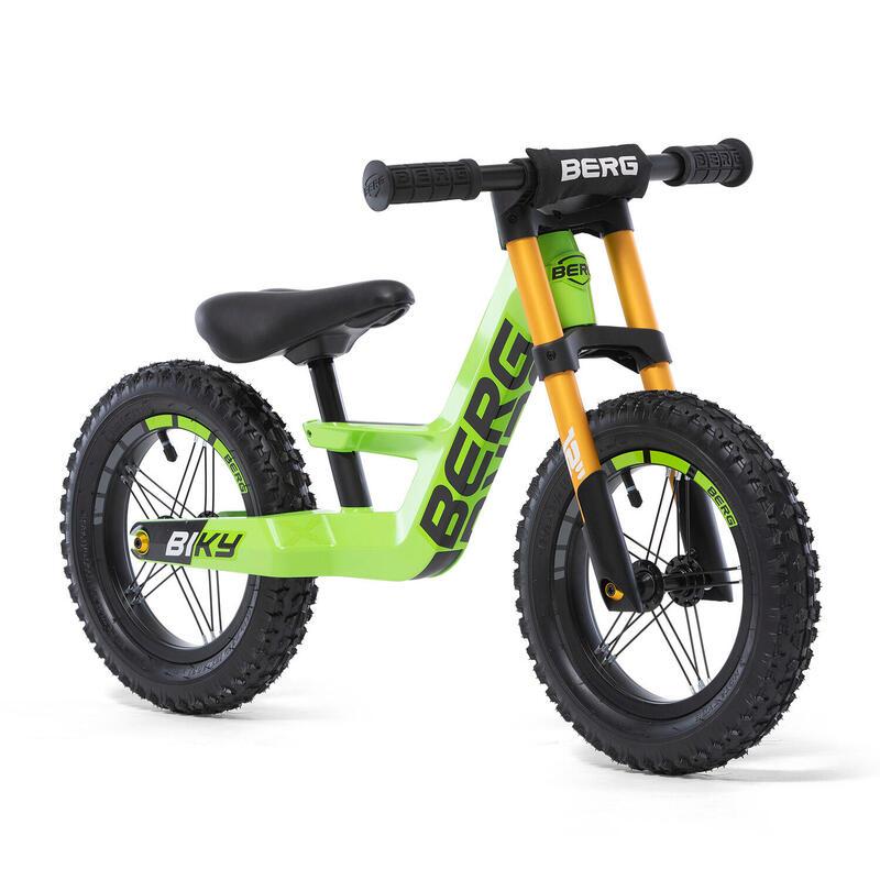 Vélo d'équilibre Biky Cross Vert
