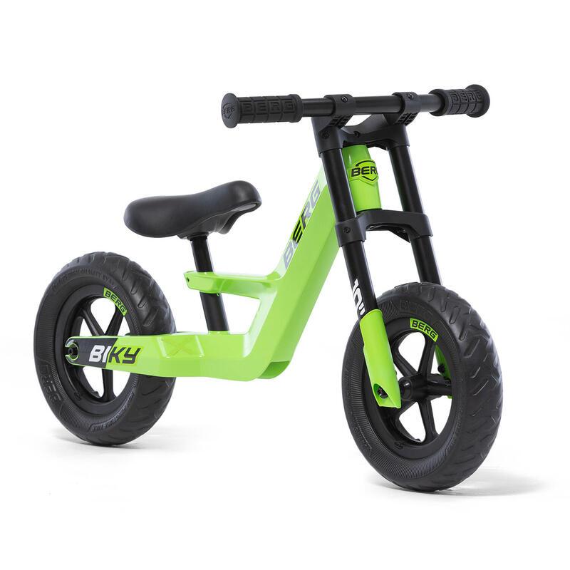 Vélo d'équilibre Biky Mini Vert