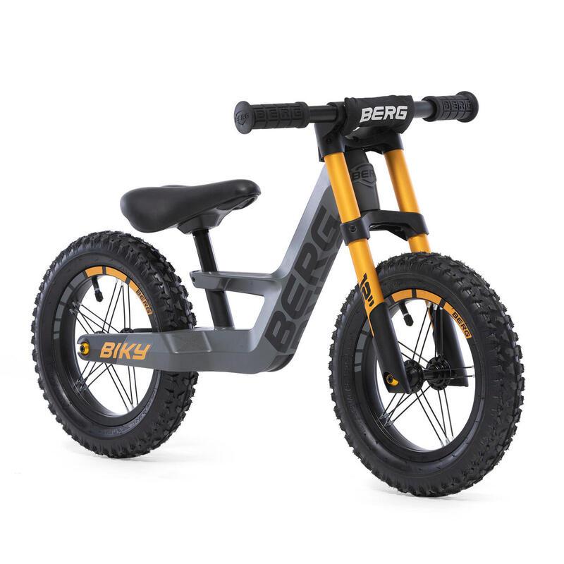 Vélo d'équilibre Biky Cross Gris